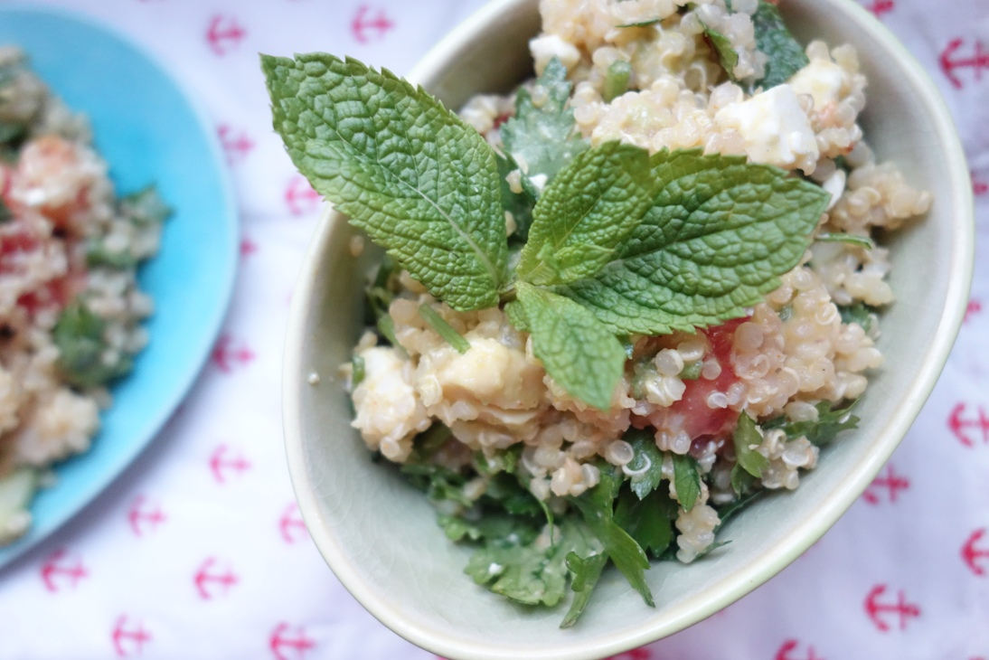 Quinoa Salad Small