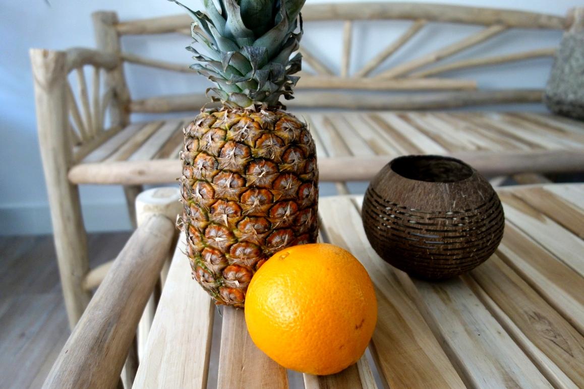 Pineapple & Orange