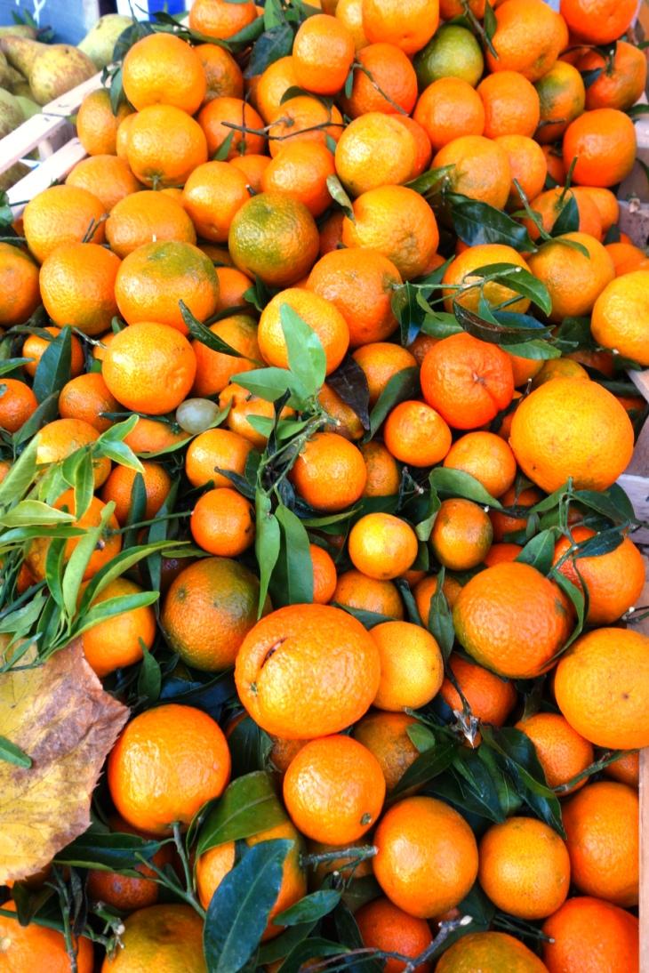 Mandarins Italy