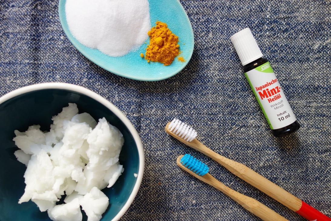 Рецепт зубной пасты в домашних условиях