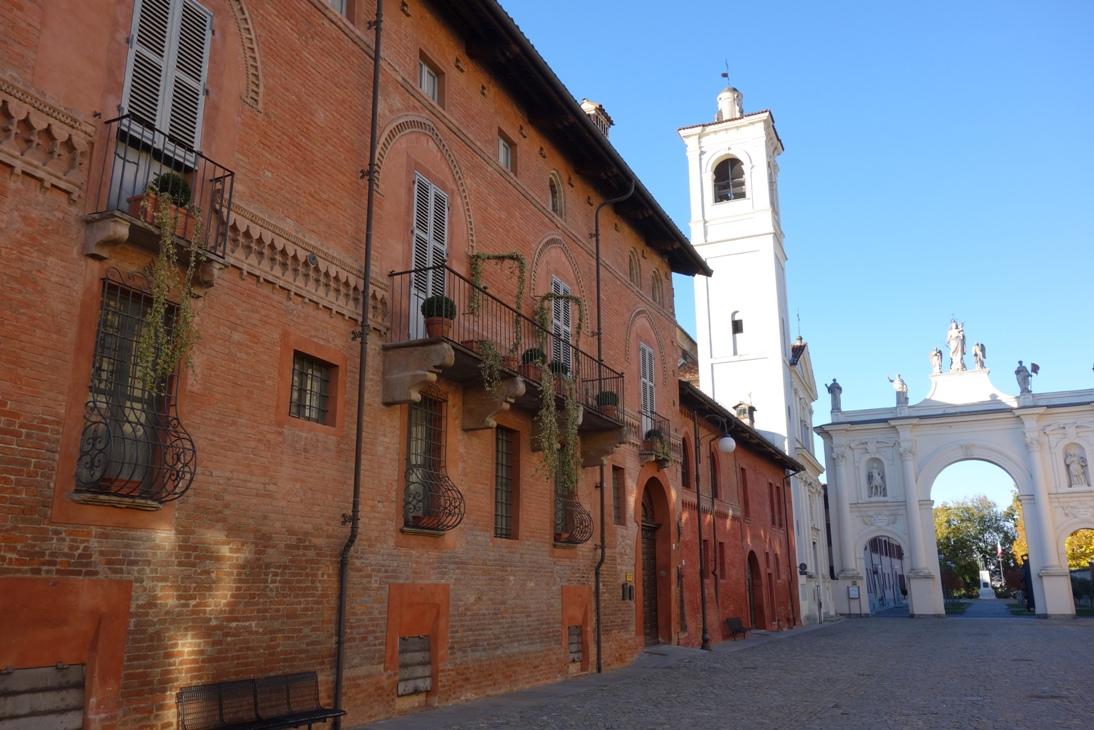 Historic building Piedmont