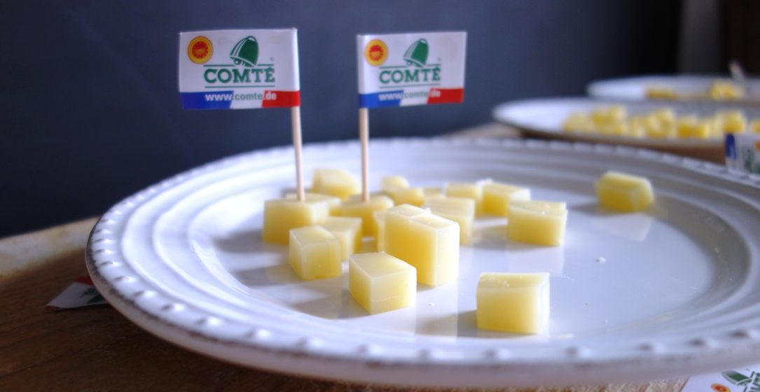 The Comté Food Blogger Event at Lecker in Hamburg